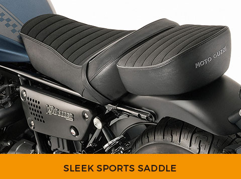 SLEEK SPORTS SADDLE